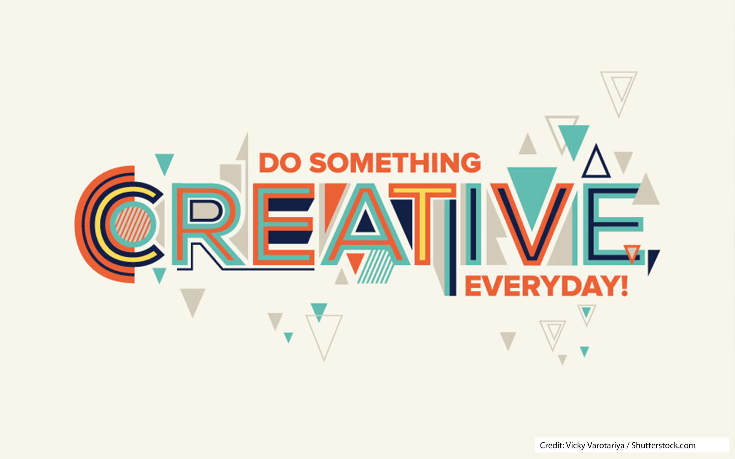 Jon Sharpe how creatives stay creative