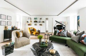 Sound in the home - interior shot